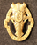Guard Hussar Regiment (  Gardehusarregimentet, GHR ) Cap Badge, v2