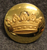 Kreivin kruunu, Ruotsi, 26mm, linssi, kullattu