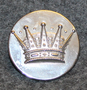 Furstlig krona, Crown of a Duke, swedish court livery, 26mm