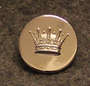 Furstlig krona, Crown of a Duke, swedish court livery, 20mm