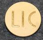 Landstingens inköpscentral LIC, Maakäräjien hankintayhtiö, 26mm kullattu