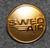 Swedair AB, ruotalainen lehntoyhtiö, 14mm kullattu