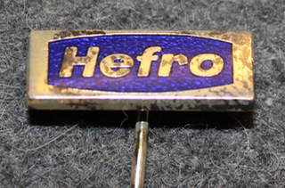 Hefro Teknisk A/S, radio ja TV tarvikkeiden valmistaja