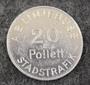 A.B. Linjebuss Stadstrafik, 20 Pollett.