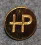 Hans Püttgen AB, Stockholm, avioniikan valmistaja ja maahantuoja, 14mm, kullattu