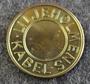 AB Liljeholmens Kabelfabrik, Kaapelitehdas