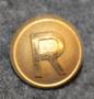 Rottneros AB, metsäteollisuusyhtiö, 13mm, kullattu