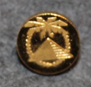 Kaffe AB Pyramiden, 13mm, kullattu