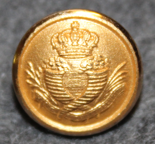 Sveriges Riksbank, Ruotsin keskuspankki, 14mm kullattu, kruunulla