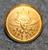 Ruotsalainen yksityinen rautieyhtiö. 14mm kullattu