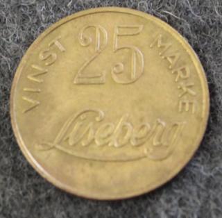 Liseberg, huvipuisto, Vinst Märke 25