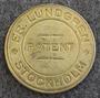 FR Lundgren *Patent* Stockholm