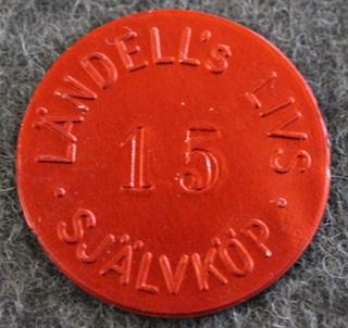 Ländells Livs, Självköp, Uppsala. 15