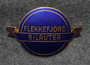 Flekkefjord Bilruter, Bussifirman kokardi.
