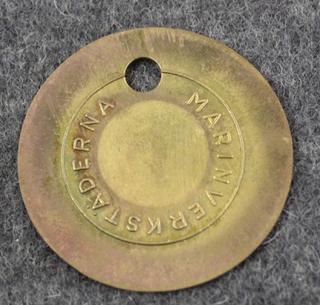 Marinverkstaderna, Kuninkaallisen laivaston telakka, 38mm