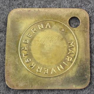 Marinverkstaderna, Kuninkaallisen laivaston telakka, 35mm