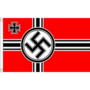 WW2 lippu: Reichskriegsflagge