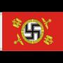 WW2 lippu: Führerstandarte