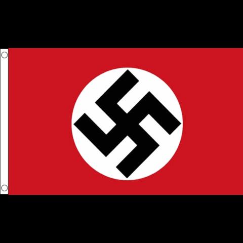 WW2 lippu: NSDAP