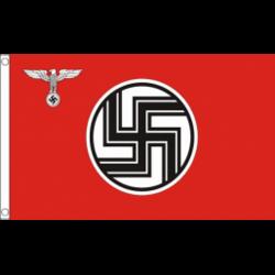 WW2 lippu: Reichsdienstflagge