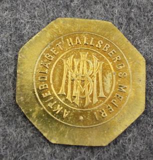 Hallsbergs Mejeri AB, 30mm