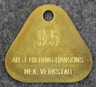AB J. Hilding Hansons Mek. Verkstad