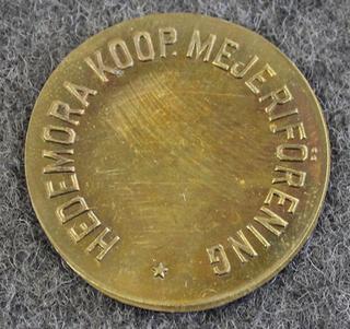 Hedemora Koop Mejeriföreningen, osuusmeijeri