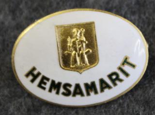 Hemsamarit Lidköping, Kotisairaanhoitaja / kodinhoitaja.