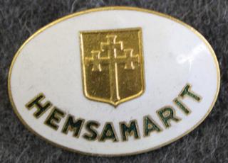 Hemsamarit Köpings stad, Kotisairaanhoitaja / kodinhoitaja.