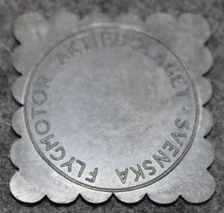 Svenska Flygmotor Aktiebolaget, 27mm, v2