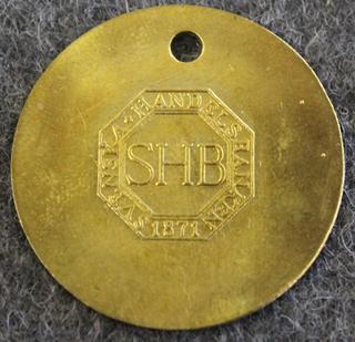 Svenska Handelsbanken SHB, Säästöpankki