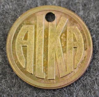 Svenska Patentkorkfabriken ALKA, Linköping.