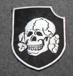 3rd SS Panzer Division Totenkopf, sew on patch