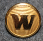 Weidermans Buss AB. Bussiyhtiö. 14mm kullattu