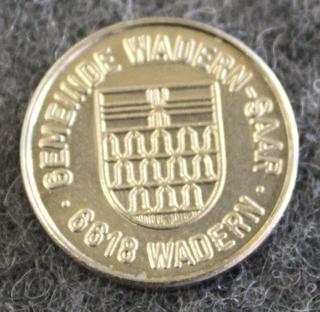 Gemeinde Wadern-Saar, Jugendliche Wertmarke Hallenbad