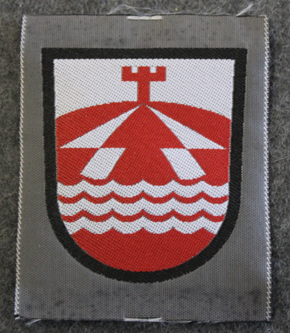 Finnish sleeve patch, Sea policing / surveilance
