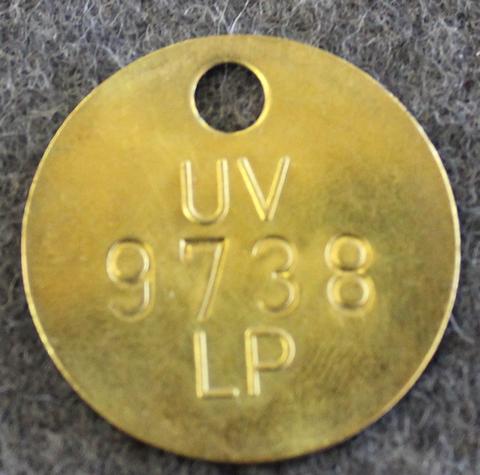 Uddevallavarvet, UV LP, telakka