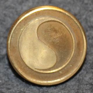 ESAB Elektriska Svetsnings AB, Hitsauslaitevalmistaja. 20mm kullattu