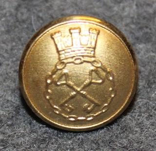 Förenade Svenska Vakt AB, ( Securitas ) 15mm kullattu