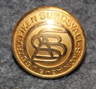 Busstrafiken Sundsvall-Skön AB, bussifirma, 15mm kullattu
