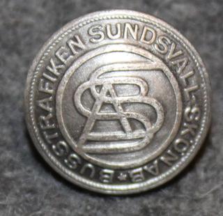 Busstrafiken Sundsvall-Skön AB, bussifirma, 15mm