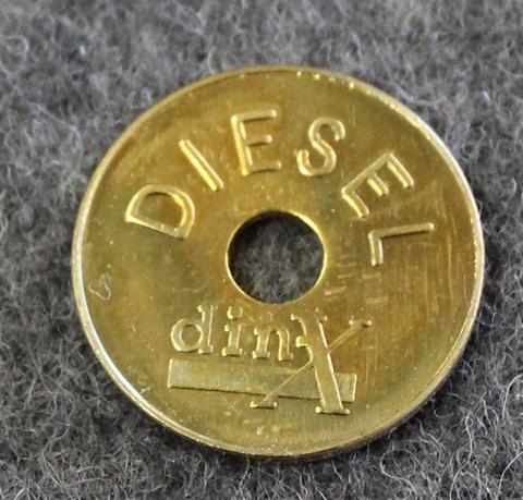 Skandinaviska Bensin AB, DIN-X Diesel.