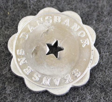 Skansens dansbanor, ulkoilmamuseo ja eläintarha, 1946, 24mm