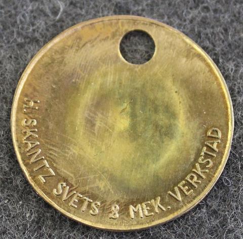 H. Skantz Svets & Mek Verkstad.