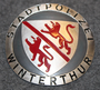 Swiss Police. Stadtpolizei Winterthur, helmet badge. LAST IN STOCK