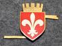 Sveitsin poliisi, lakkimerkki, Saint-Prex