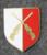 Sveitsin poliisi, lakkimerkki, Crissier