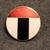 Sveitsin poliisi, lakkimerkki, kokardimalli, Baden