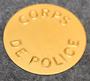 Corps De Police, Sveitsin poliisi