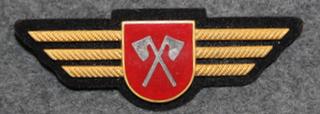 Rintamerkki, sveitsin poliisi. Biel